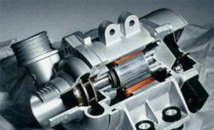 Pompa air elektronik BMW memiliki banyak keunggulan dan dapat menghemat bahan bakar